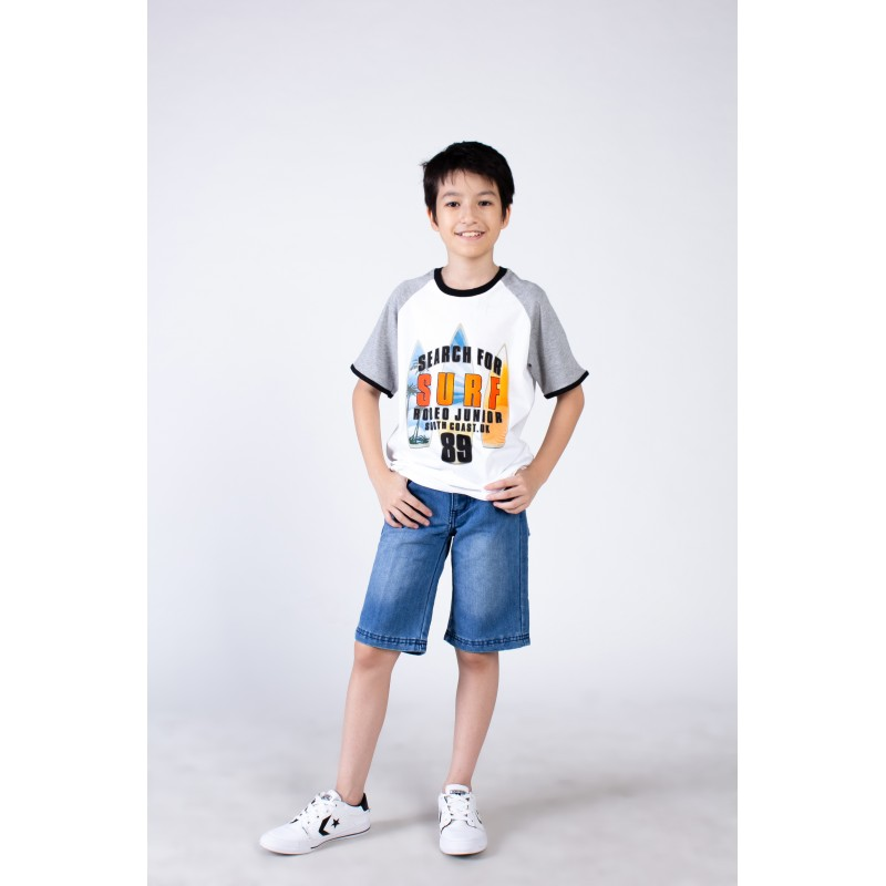 KAOS BASIC AND SHORT PANTS