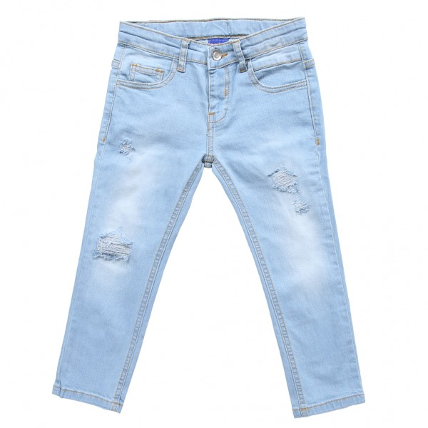celana jeans ripped boys Series