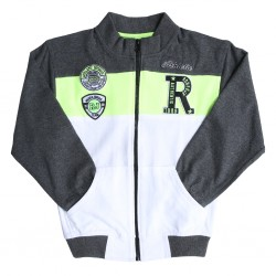 jaket combination grey Series