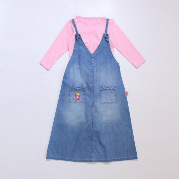 Overall Set With T-shirt Series